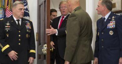 特朗普签署七千亿国防授权案创近年新高 都有啥?