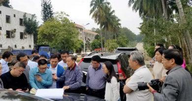 首届中国艺术金融博士课程班第六次授课暨一周年庆在海南举行