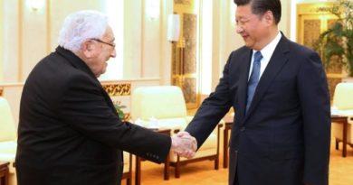基辛格警告:一旦他们掌权 中国将与美国开战