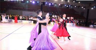 """2021年海南""""自贸港""""国际标准舞公开赛暨第六届海南省国际标准舞锦标赛成功举行"""