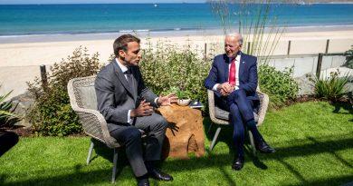 """拜登呼吁G7发起""""一带一路""""替代方案,制衡中国"""